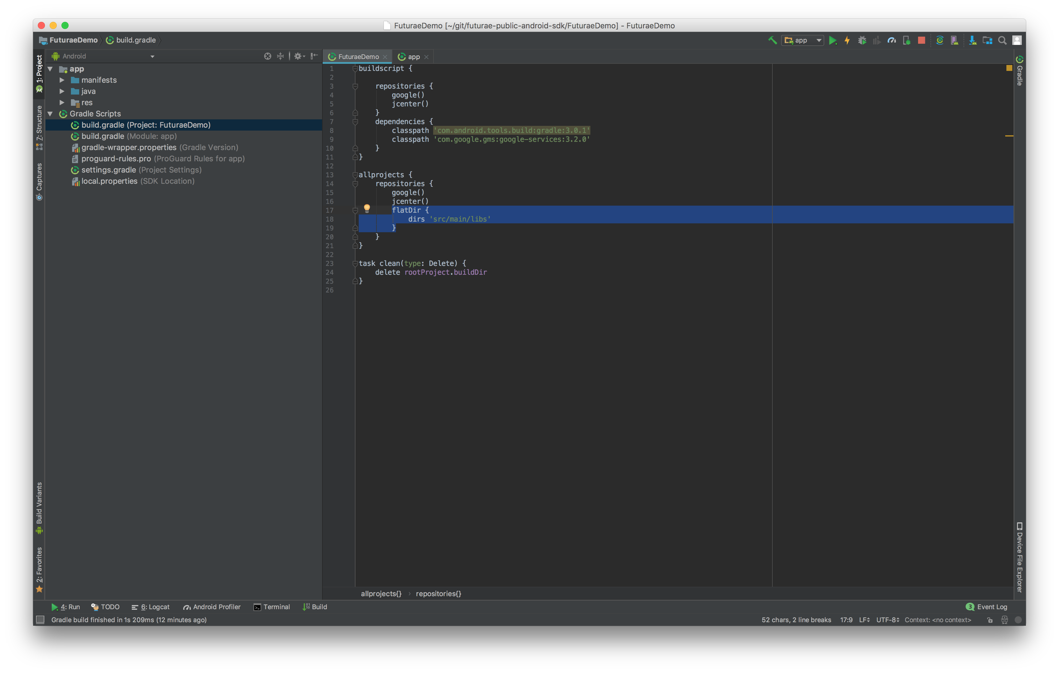 android_sdk_gradle_project